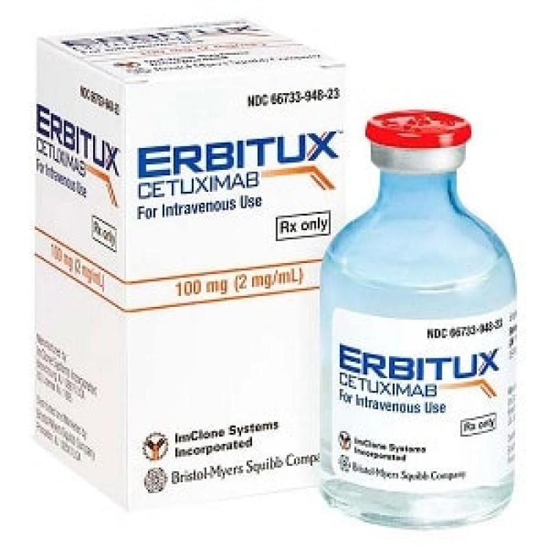 Erbitux 100mg Cetuximab Injection