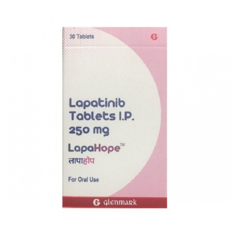 Lapahope 250 mg Lapatinib Tablets