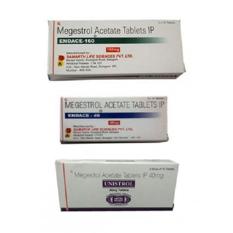 Megestrol Acetate Tablets and its Brands