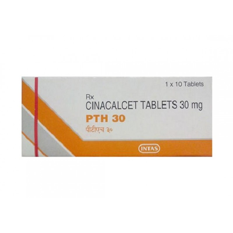 PTH 30mg Cinacalcet Tablet