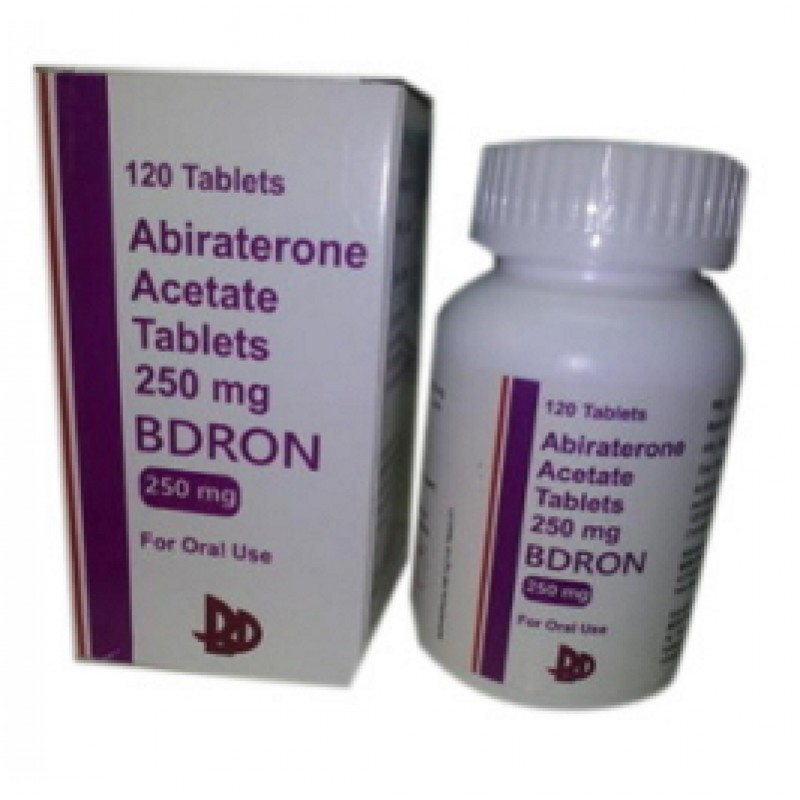 Bdron 250 mg Abiraterone Acetate Tablets